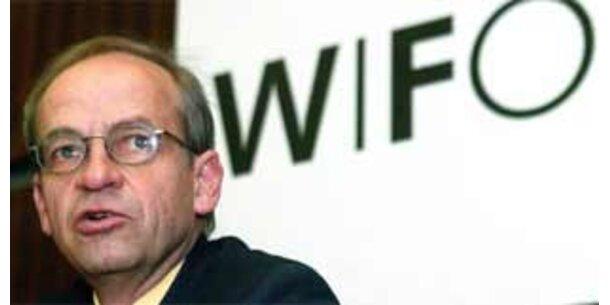 Wifo/IHS erhöhen BIP-Prognose 2008