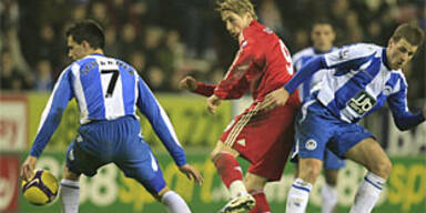 Scharner trotzt Liverpool Remis ab