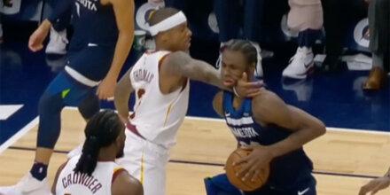 NBA-Star schockt mit Brutalo-Foul