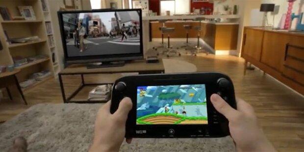 Wii U von Nintendo in Österreich gestartet