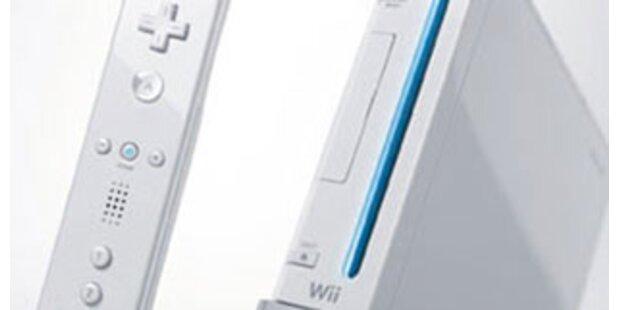 Nintendo kommt mit Wii-Produktion nicht nach