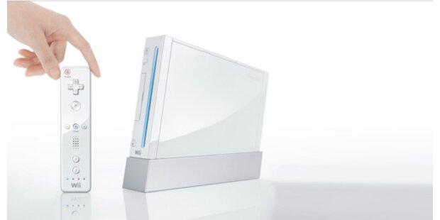 Nintendo kann Nachfrage nach Wii nicht stillen