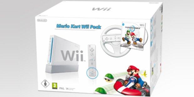 Nintendo senkt Preise für die Wii