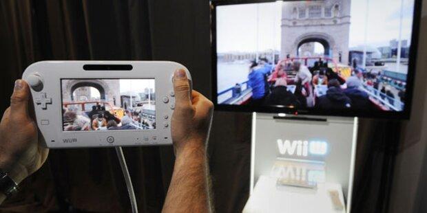 Wii U startet bei uns am 30. November