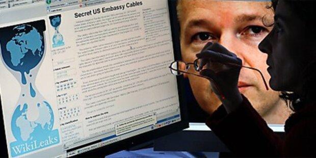 Wikileaks: Schweizer Web-Adresse entfernt