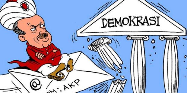 Türkei sperrt Zugang zu Wikileaks-Seite