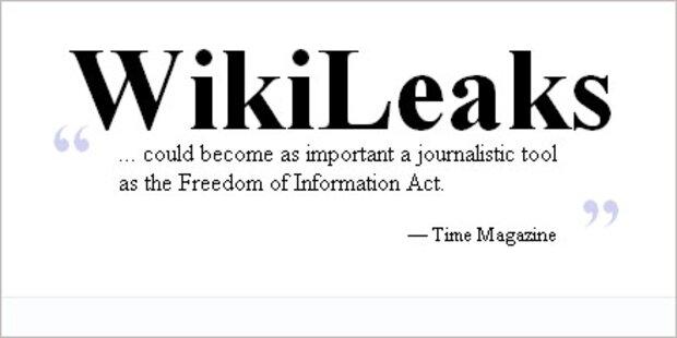 256-Bit-Schlüssel für Wikileaks-Datei