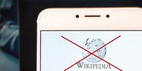 Protest: Wikipedia geht ganzen Tag offline