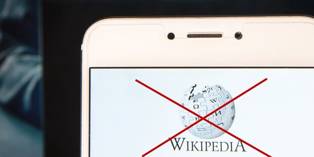 Wikipedia in China komplett blockiert