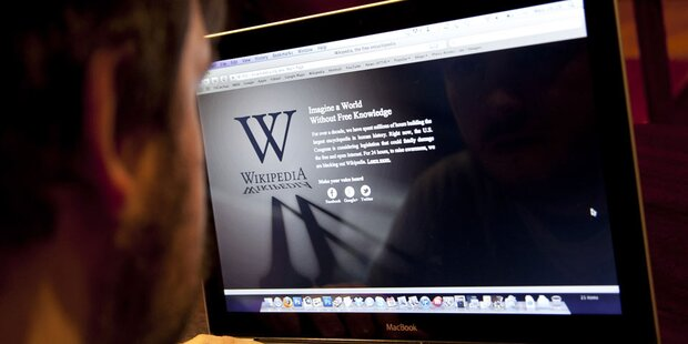Nicht jedem Wikipedia-Artikel vertrauen