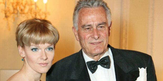 Klaus Wildbolz: Heiratsantrag im Steffl