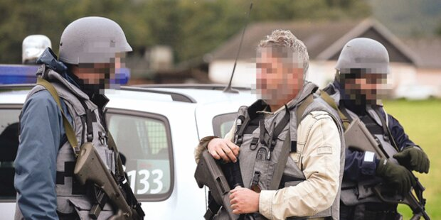 Wilderer-Massaker: Das Cobra-Protokoll