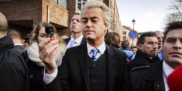 Wilders will Einreiseverbot für Erdogan-Minister