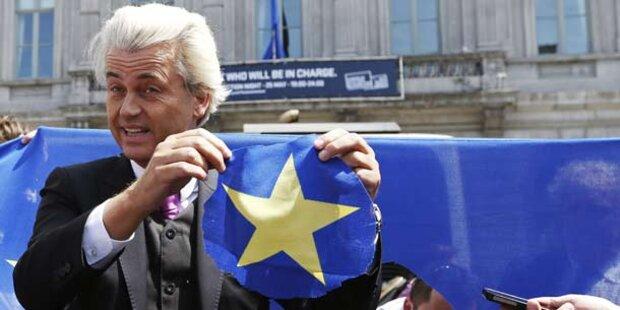 Niederlage für Rechtspopulist Wilders