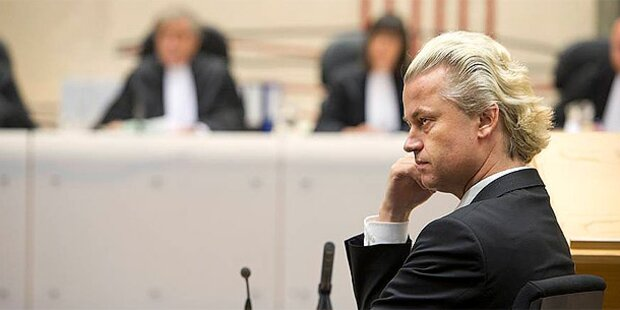 Freispruch für Islamgegner Wilders