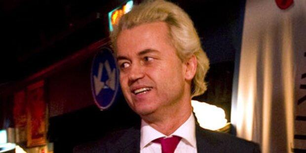 Rechte zweitstärkste Kraft in Den Haag