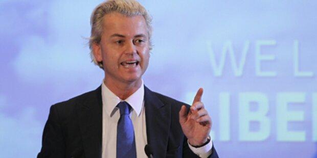 Wilders fordert freie Ausreise für Jihadisten
