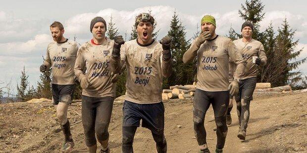 Wildsau Dirt Run in Salzburg
