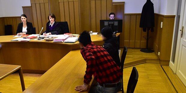 Frischlings-Morde: Drei Monate bedingt