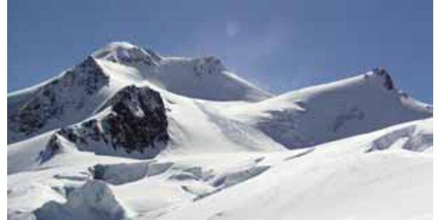 Unfallserie auf Tiroler Wildspitze