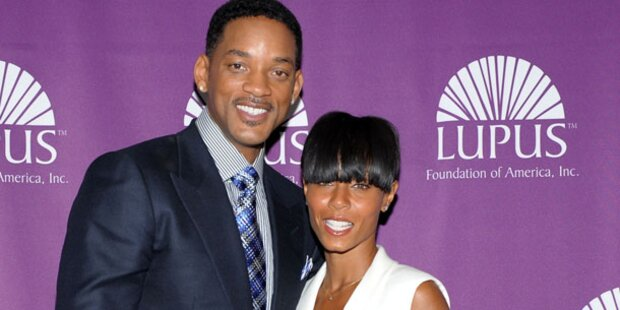 Will Smith & Jada: Trennung auf Probe