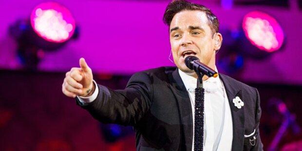Robbie Williams als Schauspieler?