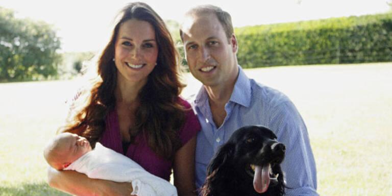 Kate & William: Eine ganz normale Familie