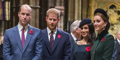 Prinz William geschockt und verärgert über Harry