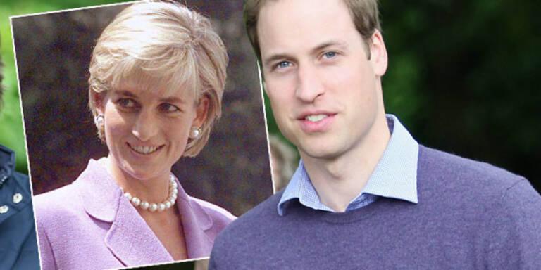 Heute ist William um 13 Millionen reicher