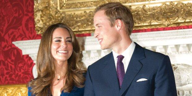 Briten feiern 4 Tage lang Hochzeit