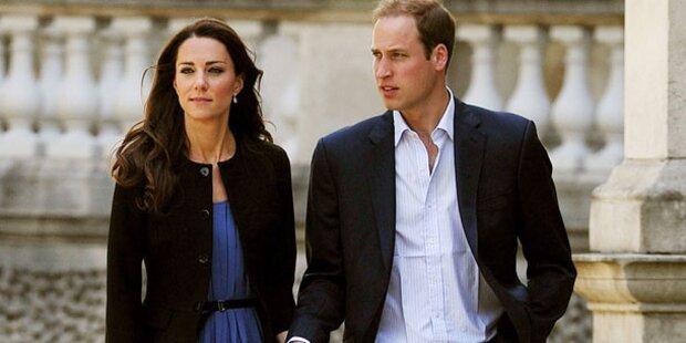 Kate: William versaute ihr den Urlaub