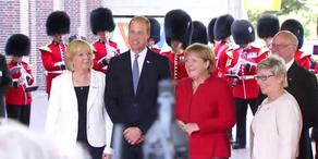 Prinz William zu Besuch