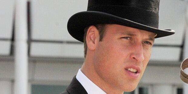 Prinz William reitet bei Queen-Geburtstag