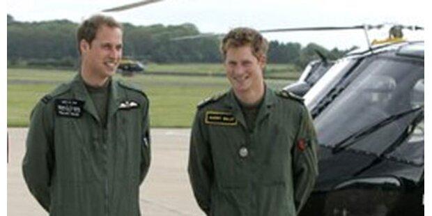 William und Harry Opfer der Handyaffäre?