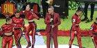 WM 2018:  Eröffnungsfeier mit Robbie Williams