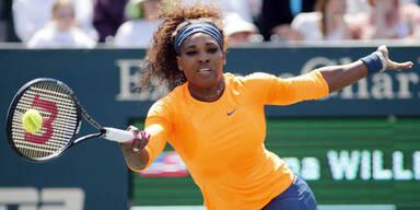 """Serena besiegte Venus im """"Sister Act"""""""