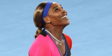 Serena Williams steht im Halbfinale