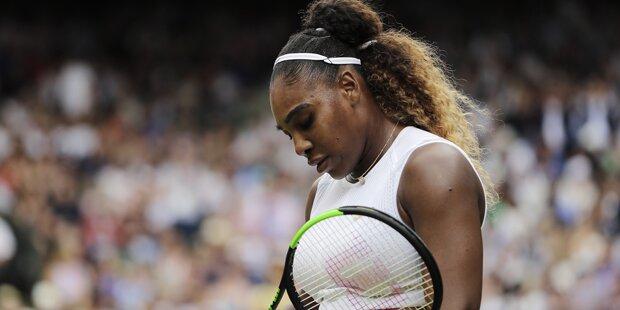 Zerbricht Serena an Rekord-Jagd?