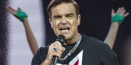 Robbie Williams über tödliche Krankheit