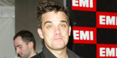 Robbie Williams ist wieder zu haben