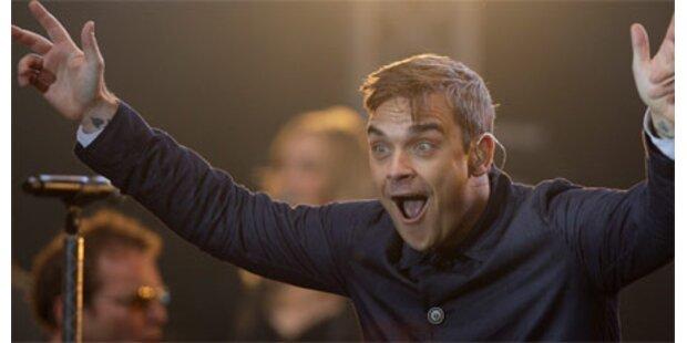 Robbie gratis für alle in Berlin!