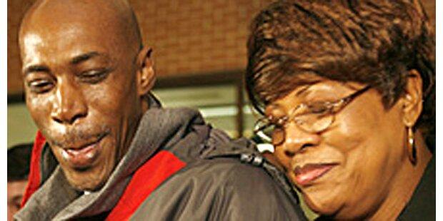 Mann saß 22 Jahre unschuldig im Gefängnis