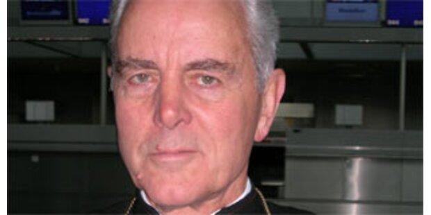Pius-Bruderschaft zieht Williamson ab