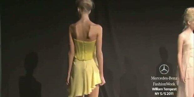 New York Fashion Week S/S 2011: William Tempest