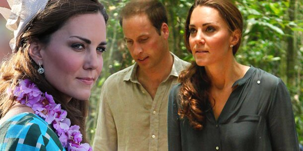Herzogin Kate: Familie von Kates Krankenschwester leidet