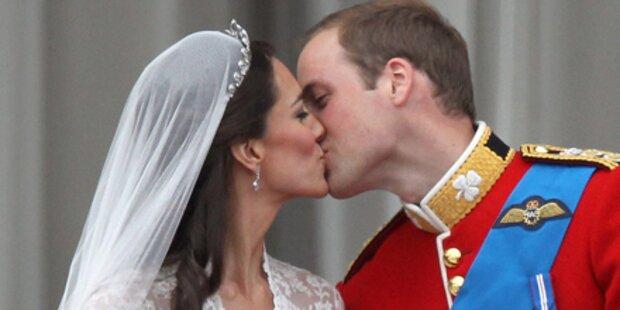 Die Zukunft von William und Kate