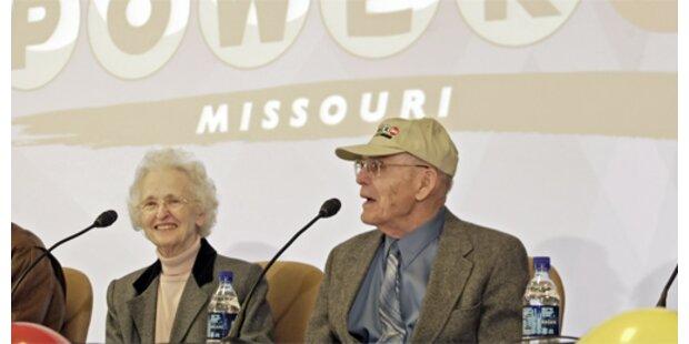 84-Jähriger gewinnt Riesen-Jackpot in den USA