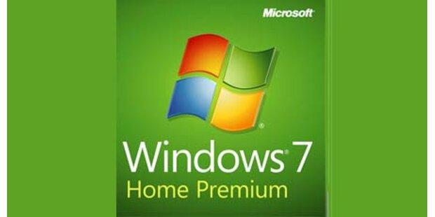 Windows 7 sofort um 74.90 Euro kaufen!