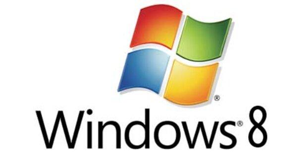 Erste Einblicke in Microsofts Windows 8