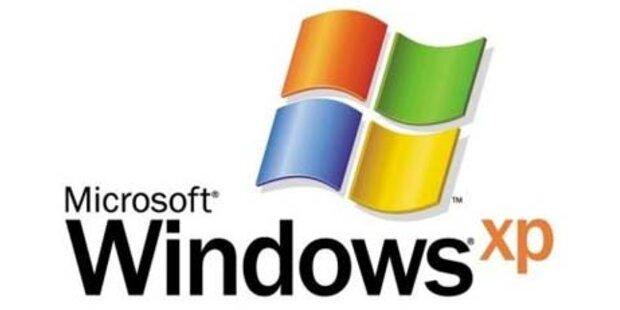 China verbietet Verkauf von Windows XP